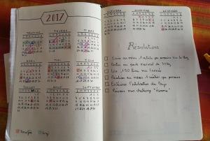 Planning annuel